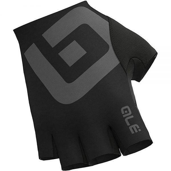 Alé Air Gloves - XL - Black-Grey, Black-Grey