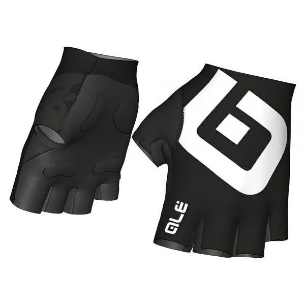 Alé Air Gloves - XXXL - Black-White, Black-White