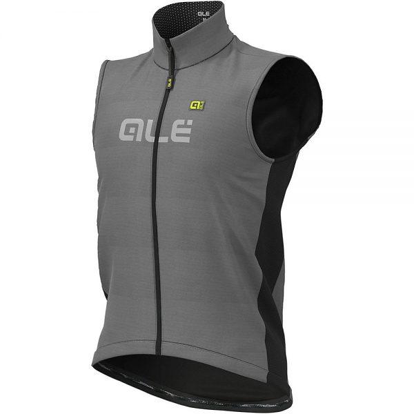 Alé Black Reflective Vest - L, Black
