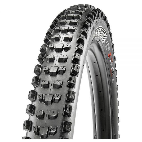 Maxxis Dissector MTB Tyre - 3CT - EXO - TR - Folding Bead - Black, Black