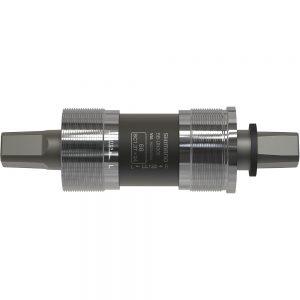 Shimano UN300 British Thread Bottom Bracket - 68mm - Silver, Silver