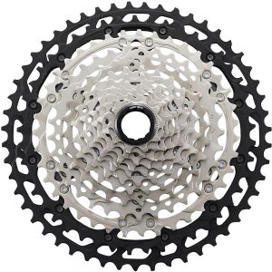 Shimano Deore XT M8100 12 Speed Cassette - Silver - 10-51t, Silver
