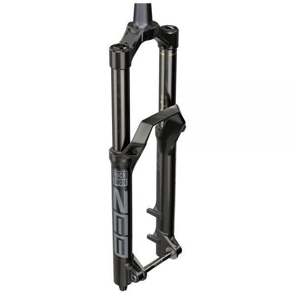 RockShox ZEB Charger R E-MTB Boost DebonAir Forks - 160mm Travel - Black, Black
