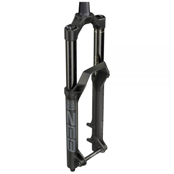 RockShox ZEB Select Charger RC Forks - 180mm Travel - Black, Black