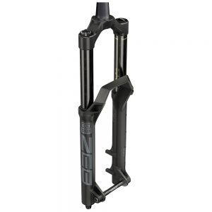 RockShox ZEB Select Charger RC Forks - 180mm Travel - Black, Black