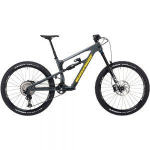Nukeproof Mega 275 Elite Carbon Bike (SLX) 2021 - Bullet Grey - XL, Bullet Grey