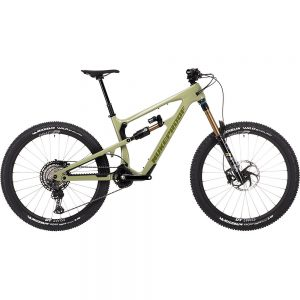 Nukeproof Mega 275 Factory Carbon Bike (XT) 2021 - Artichoke Green - S, Artichoke Green