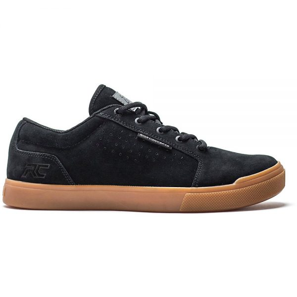 Ride Concepts Vice Flat Pedal MTB Shoes 2020 - UK 11.5 - Black, Black