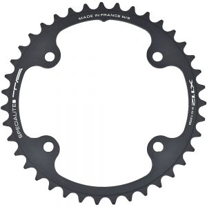 TA X112 Campagnolo 11Sp Inner Chainring - 4-Bolt - Anthracite, Anthracite