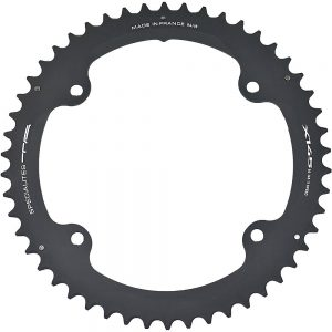 TA X145 Campagnolo 11 Speed Outer Chainring - 4-Bolt - Anthracite, Anthracite