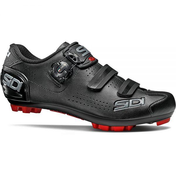 Sidi Trace 2 Mega MTB Cycling Shoes SS21 - EU 45.3 - Black-Black, Black-Black