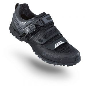 Suplest X.1 Offroad Performance Trail MTB Shoes 2020 - EU 39 - Black-Anthracite, Black-Anthracite
