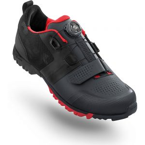 Suplest X.1 Offroad Pro MTB Shoes 2020 - EU 39 - Anthracite-Radiant Red, Anthracite-Radiant Red