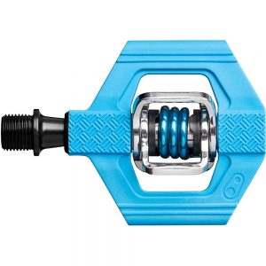 crankbrothers Candy 1 Clipless MTB Pedals - Blue, Blue