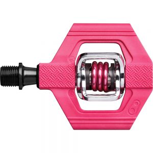 crankbrothers Candy 1 Clipless MTB Pedals - Pink, Pink