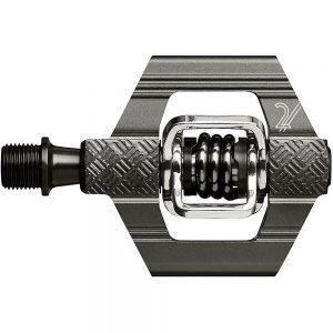 crankbrothers Candy 2 Clipless MTB Pedals - Grey, Grey