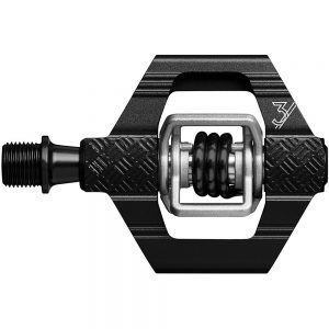 crankbrothers Candy 3 Clipless MTB Pedals - Black, Black