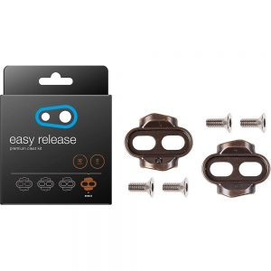 crankbrothers Cleat Kit - Bronze - 0 Degrees, Bronze