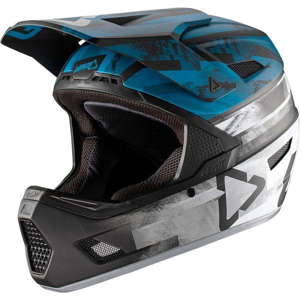 Leatt DBX 3.0 DH V20.1 Helmet - L - Ink, Ink