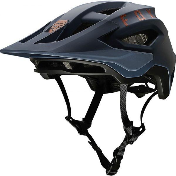 Fox Racing Speedframe MTB Helmet - S - Blue Steel, Blue Steel