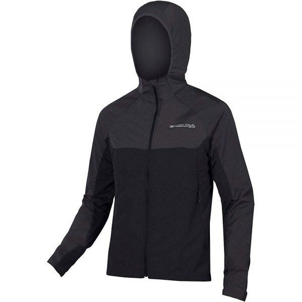 Endura MT500 Thermal Long Sleeve MTB Jersey II - S - Black, Black