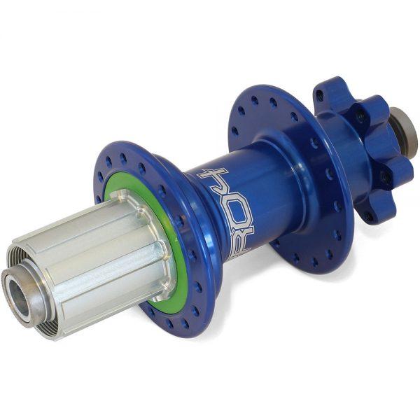 Hope Pro 4 MTB Rear Hub - 150mm x 12mm Axle - 32h - 150mm x 12mm Axle - Blue, Blue