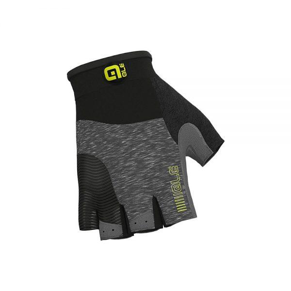 Alé Comfort Gloves - XXL - Melange-Fluo Yellow, Melange-Fluo Yellow
