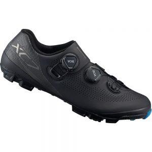 Shimano XC7 (XC701) Carbon MTB SPD Shoes 2019 - EU 44 - Black, Black