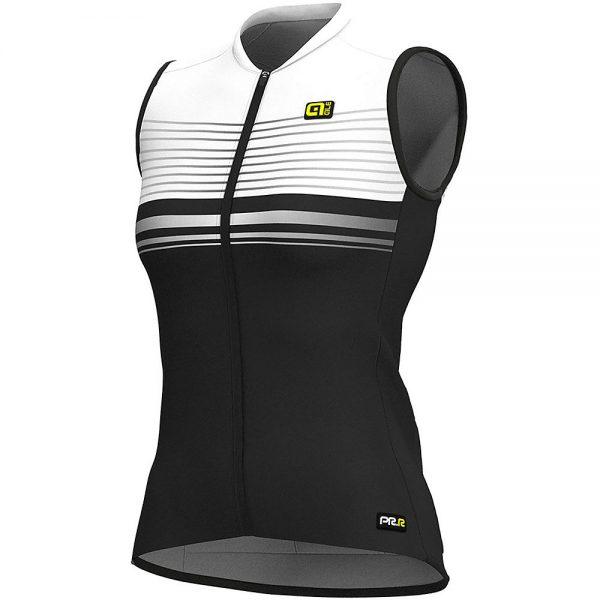 Alé Women's Graphics PRR SM Slide Jersey - XS - Black-White, Black-White