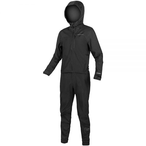 Endura SingleTrack One Piece MTB Suit 2020 - M - Black, Black