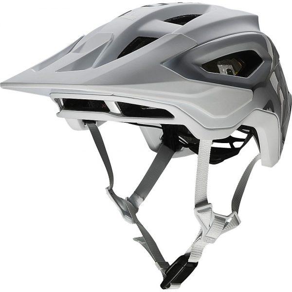 Fox Racing Speedframe Pro MTB Helmet (MIPS) - S - White, White