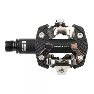 Look X-Track Race MTB Pedals - Black, Black
