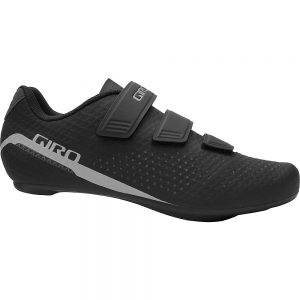 Giro Stylus Road Shoes 2021 - EU 47.3 - Black, Black