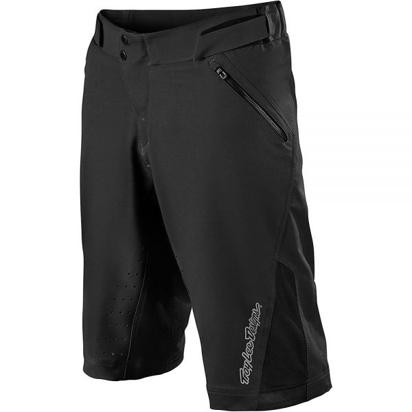 Troy Lee Designs Ruckus Short Shell - 36 - Black, Black
