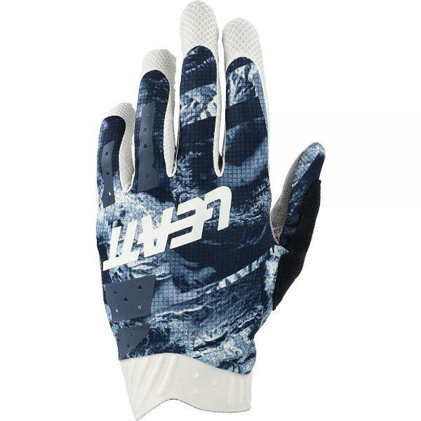 Leatt MTB 1.0 Gloves 2021 - S - Steel, Steel