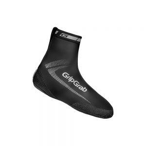 GripGrab RaceAqua X Waterproof MTB-CX Overshoes - XXL - Black, Black