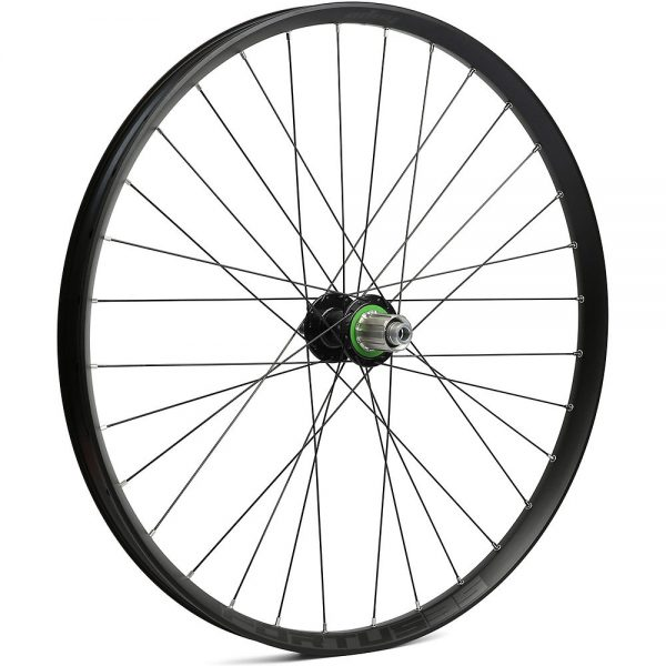 Hope Fortus 35 Mountain Bike Rear Wheel - 12 x 142mm - Black, Black