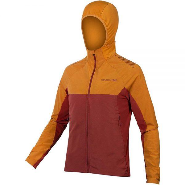 Endura MT500 Thermal Long Sleeve MTB Jersey II - XXL - Nutmeg, Nutmeg