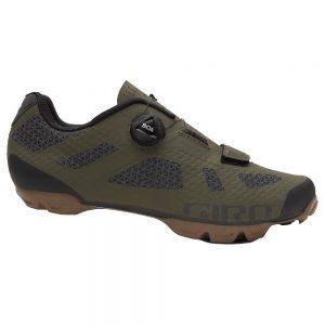 Giro Rincon Off Road Shoes 2021 - EU 44 - Olive-Gum, Olive-Gum