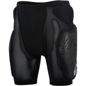 Alpinestars MTB Bionic Shorts - S - Black, Black