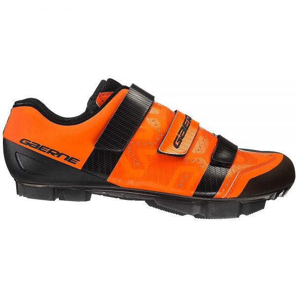 Gaerne Laser MTB SPD Shoes 2020 - EU 46 - Orange, Orange