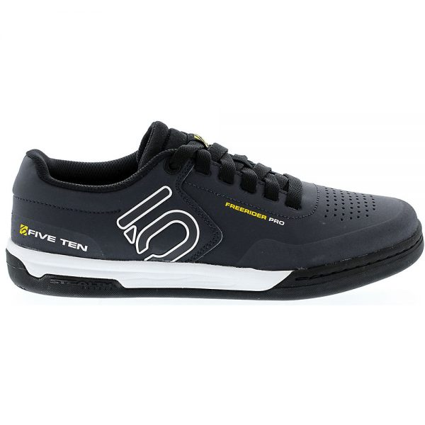 Five Ten Freerider Pro MTB Shoes - UK 11.5 - Navy-White-Gold, Navy-White-Gold