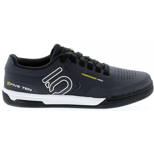 Five Ten Freerider Pro MTB Shoes - UK 9.5 - Navy-White-Gold, Navy-White-Gold
