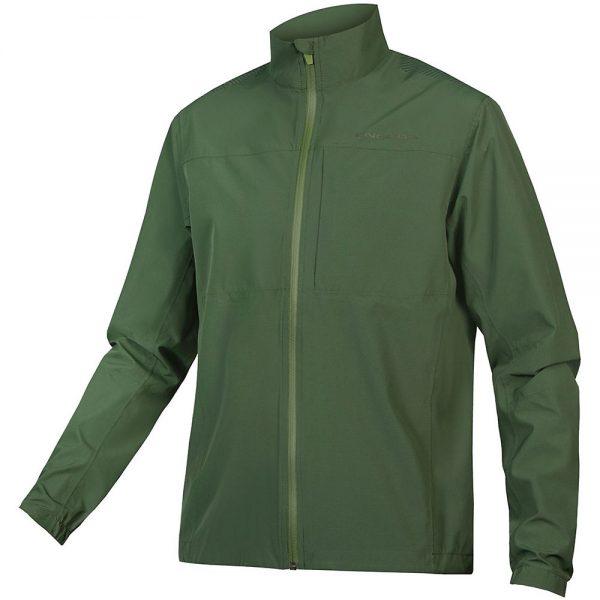 Endura Hummvee Lite Waterproof MTB Jacket II 2020 - S - Forest Green, Forest Green