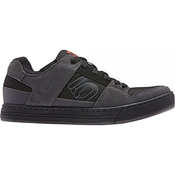 Five Ten Freerider MTB Shoes - UK 7.5 - Black-Grey-Red, Black-Grey-Red