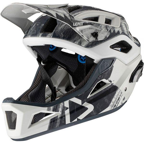 Leatt MTB 3.0 Helmet Enduro 2021 - M - Steel, Steel