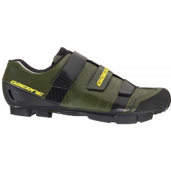 Gaerne Laser MTB SPD Shoes 2020 - EU 46 - Forest Green, Forest Green