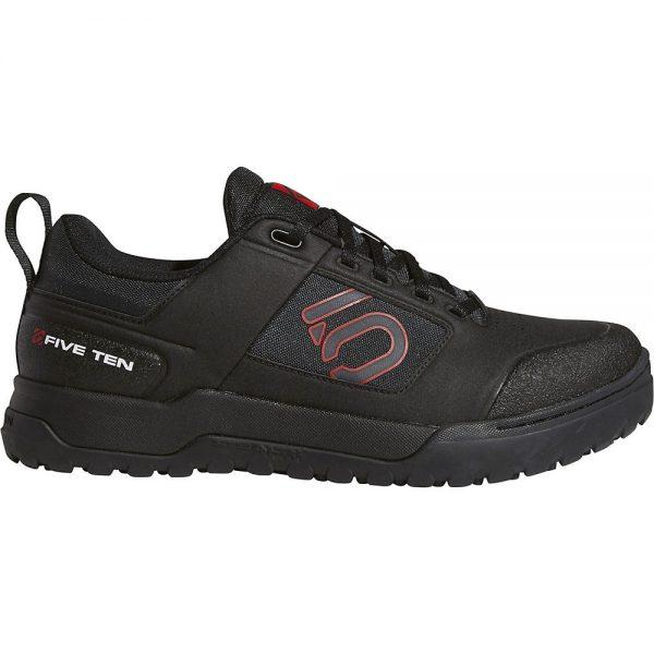 Five Ten Impact Pro MTB Shoes - UK 10.5 - Black-Carbon-Red, Black-Carbon-Red