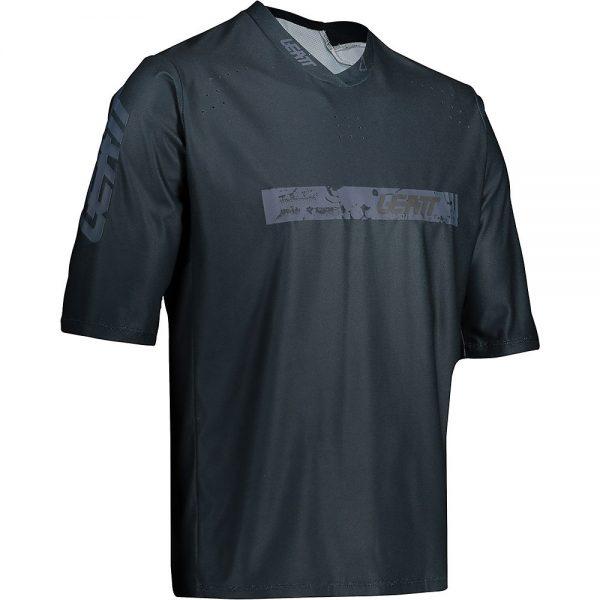 Leatt MTB 3.0 Jersey 2021 - XL - Black, Black
