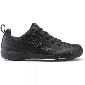 Northwave Clan MTB Shoes 2019 - EU 41 - Black, Black